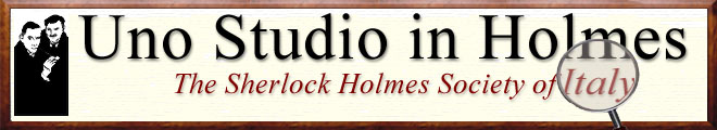 Uno Studio in Holmes, the Sherlock Holmes